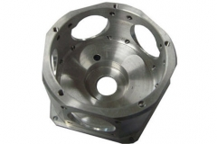 A356 Aluminum Casting Aircraft Parts Helicopter