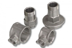 Carbon Steel Investment Casting Valve Body