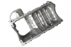 Aluminum Die Casting Parts Engine Housing