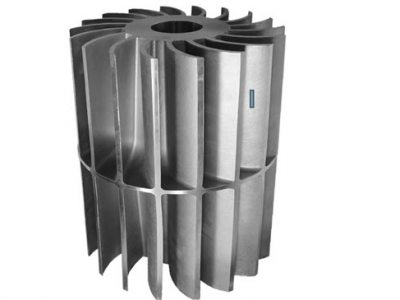 Super-Duplex-Stainless-Steel-Vacuum-Pump-Impeller-for-Pump-Industry