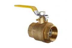 ECO BRASS C69300 Ball Valve