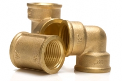 ECO BRASS C69300 Fittings