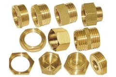 ECO BRASS C69300 Hex Compression Connector