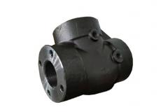 high pressure valve casting threaded