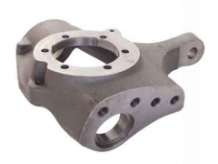 Ductile Gray Iron Sand Casting Knuckle
