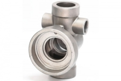 Stainless Steel Casting Solenoid Valve