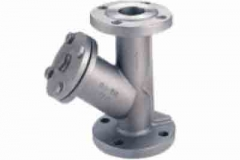 Stainless Steel Casting Strainer