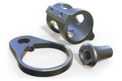 Titanium Casting Precision Casting Parts