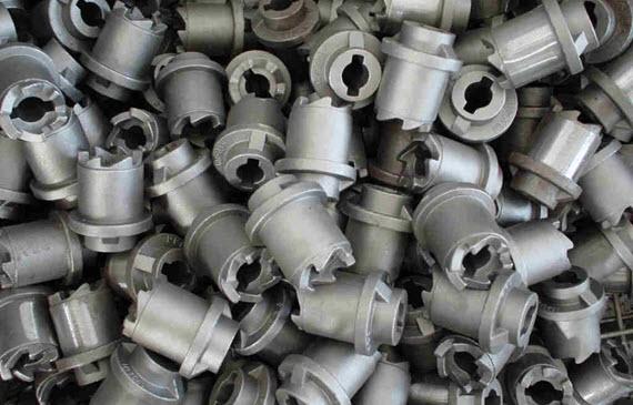 carbon steel casting parts