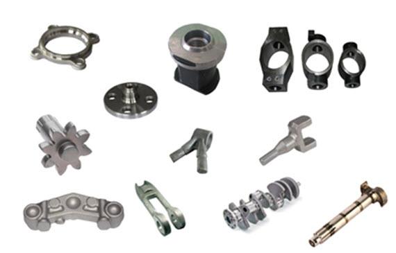 hot forging parts