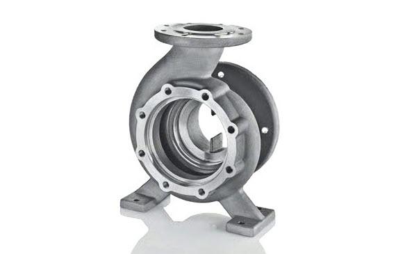Titanium Pump Body Pump Casing